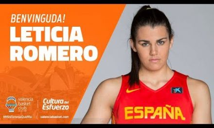 Leticia Romero s'uneix a VBC