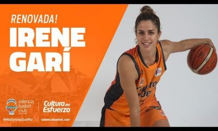 Irene Garí renueva con VBC