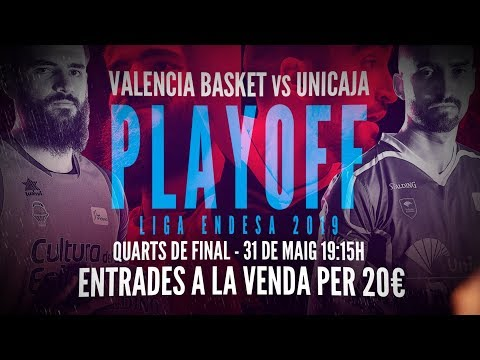 Spot P1 Cuartos de Final Playoff vs Unicaja