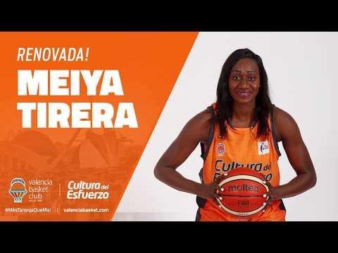 Meiya Tirera renueva con VBC