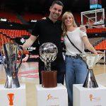 El 17 de Rafa Martínez será eterno en el Valencia Basket