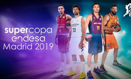Definida la Supercopa Endesa que abrirá en Madrid la próxima temporada
