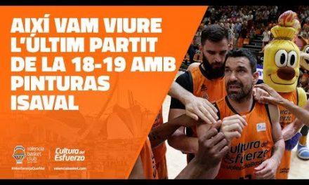 Así despedimos la temporada 18-19 con Pinturas Isaval