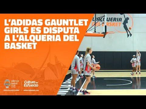 adidas Gauntlet Girls en L'Alqueria del Basket