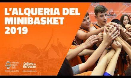 Resumen L'Alqueria del Minibasket