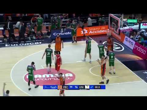 Final del partido vs Unicaja