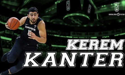 Kerem Kanter, polivalencia para el Joventut