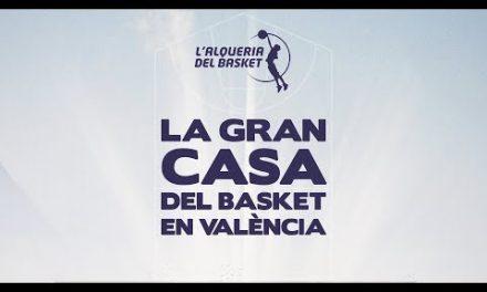 L'Alqueria del Basket: la casa del baloncesto de formación