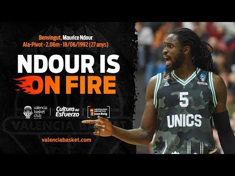 Acuerdo con Maurice Ndour