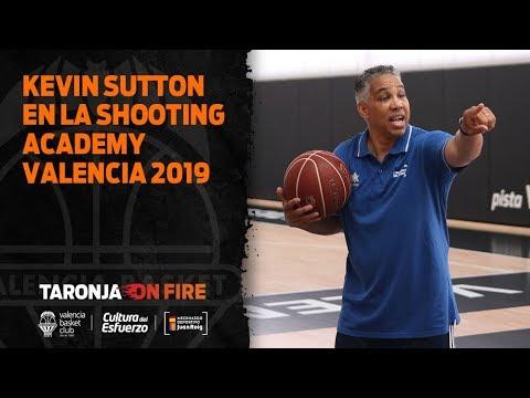 Kevin Sutton en la Shooting Academy Valencia 2019