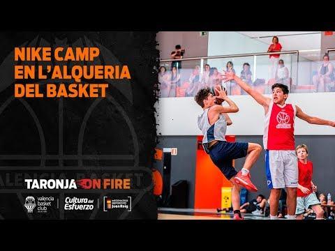 El Nike Camp aterriza en L'Alqueria del Basket