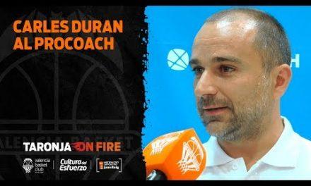 Entrevista a Carles Duran