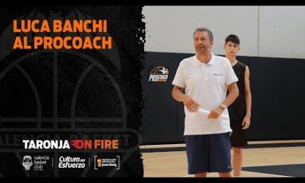 Entrevista a Luca Banchi al Procoach