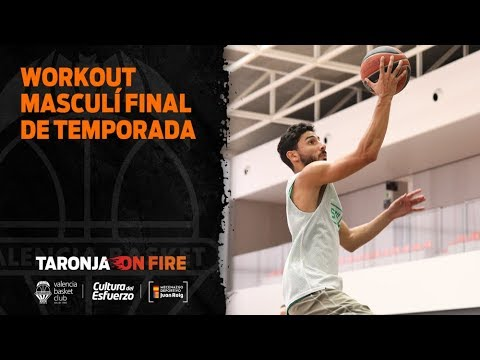 Workout masculino de final de temporada