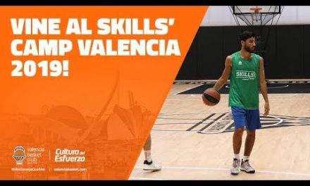 Sergi García y Jad Khalil te recomiendan el Skills' Camp