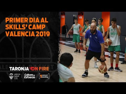 Primer día Skills' Camp Valencia 2019