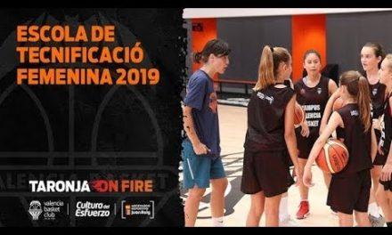 Escuela de Tecnificación Femenina 2019