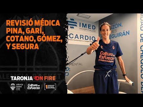 Revisió médica Pina, Anna, Irene, Segura y Cotano