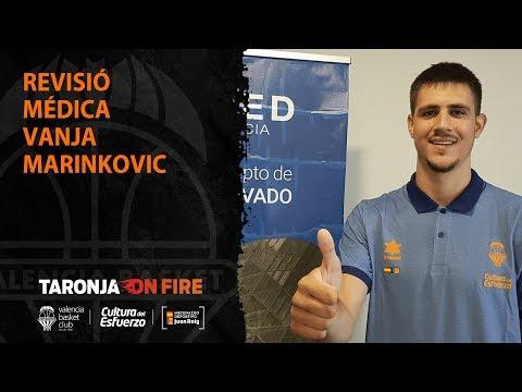 Revisió Médica Vanja Marinkovic