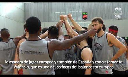 Europrobasket: Pascal Meurs, comencen els entrenaments