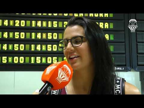 Leticia Romero arriba a València
