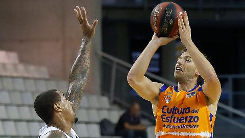 El Valencia Basket se impone con contudencia al ASVEL (60-88)