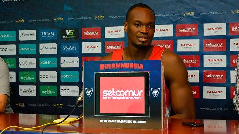 """Tumba: """"Con la llegada de los internacionales, vamos a mejorar bastante"""""""