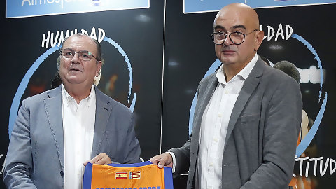 Atmósfera Sport renueva su compromiso con Valencia Basket hasta 2022