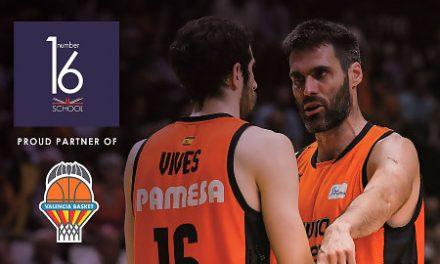 Number 16 School, nuevo colaborador técnico académico del Valencia Basket