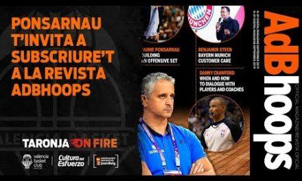 Jaume Ponsarnau te invita a suscribirte a la revista AdB Hoops