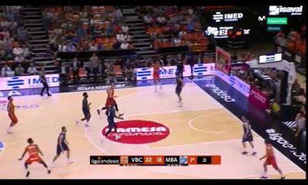 Triple Jordan Loyd vs Morabanc Andorra J1 Liga Endesa