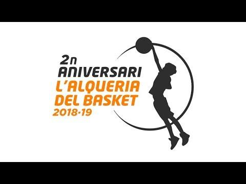 2º aniversario L'Alqueria del Basket