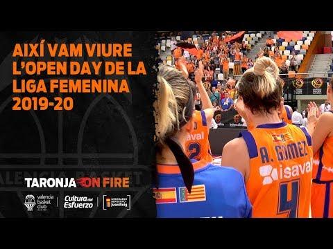 Así vivimos el Open Day de Liga Femenina 2019/20