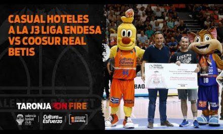 Casual Hoteles a la J3 Liga Endesa vs Coosur Real Betis