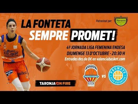 Promo J4 Liga Femenina Endesa vs Campus Promete