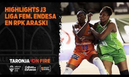 Highlights J3 Liga Femenina Endesa en RPK Araski