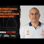 Jaume Ponsarnau Pre J3 Turkish Airlines Euroleague vs Anadolu Efes