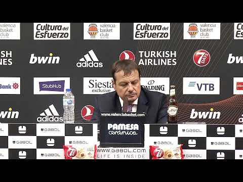 RP Post G3 Turkish Airlines Euroleague vs Anadolu Efes