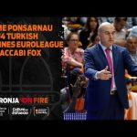 Jaume Ponsarnau Pre J4 Turkish Airlines Euroleague vs Maccabi Fox