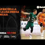 Oscar Mayer a la J5 de la Liga Endesa vs Unicaja