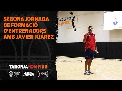 Segunda jornada de formación de entrenadores – Javier Juárez