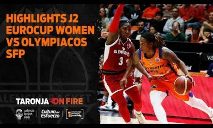 Highlights J2 Eurocup Women vs Olympiacos