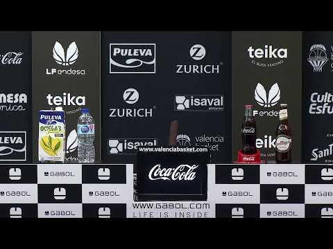 RP Post J6 Liga Femenina Endesa vs Lointek Gernika