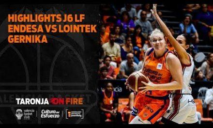 Highlights J6 LF Endesa vs Lointek Gernika