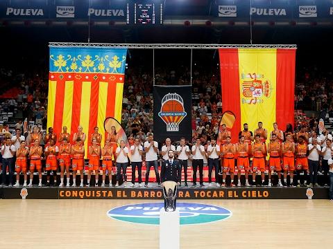RP Post Valencia Basket – CSKA Moscow G1 Turkish Airlines Euroleague