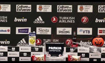 RP Post J6 Turkish Airlines Euroleague vs LDLC Asvel