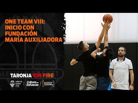 One Team VIII: Inicio con Fundación María Auxiliadora