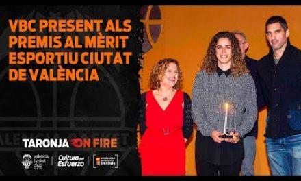 VBC presente en los Premios al Mérito Deportivo de València