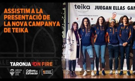 Asistimos a la Presentación de la nueva campaña de Teika