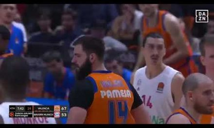 Conexión Quino Colom – Bojan Dubljevic J8 Turkish Airlines Euroleague vs Bayern Munich